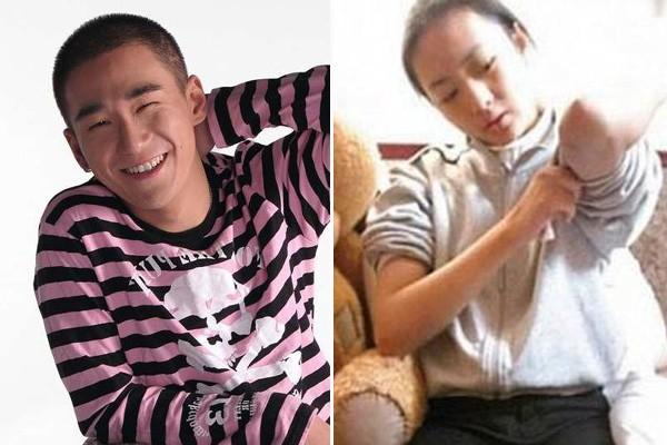 Quý tử của nam diễn viên Trương Quốc Lập - Trương Mặc từng đánh dập sao nữ Đồng Dao.