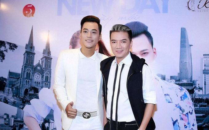 Phan Ngọc Luân từng có mối quan hệ thầy trò tốt đẹp với Mr Đàm.