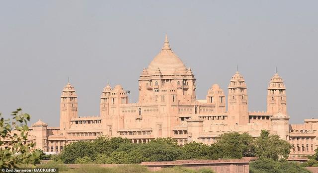 Umaid Bhawan Palace - Nơi Priyanka Chopra và Nick sẽ tổ chức đám cưới