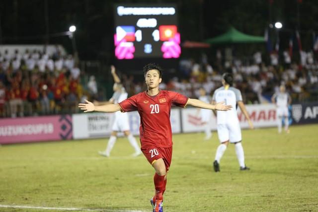 Đội tuyển Việt Nam sẽ có chiến thắng trước Philipoines trong trận bán kết lượt về? (ảnh: Huyền Trang)