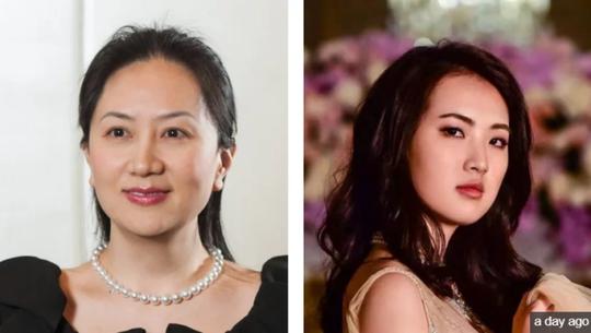 Vì sao 2 ái nữ tập đoàn Huawei không mang họ cha? - Ảnh 1.