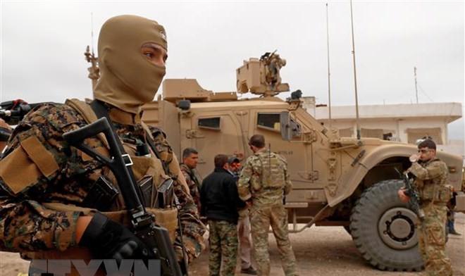 Tổng thống Donald Trump tuyên bố Mỹ đã đánh bại IS tại Syria
