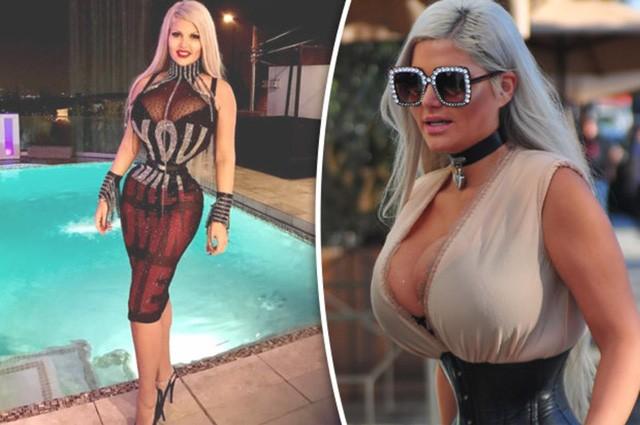 Người mẫu 31 tuổi từng tiết lộ cô thần tượng vẻ đẹp và vóc dáng của Cher và Brigitte Bardot