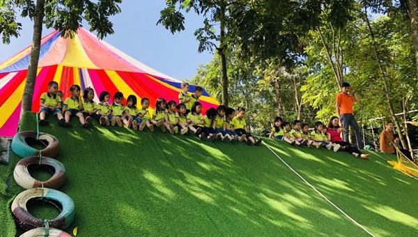 Thu Cúc Garden Phú Thọ – Địa điểm giáo dục lý tưởng cho mọi lứa tuổi