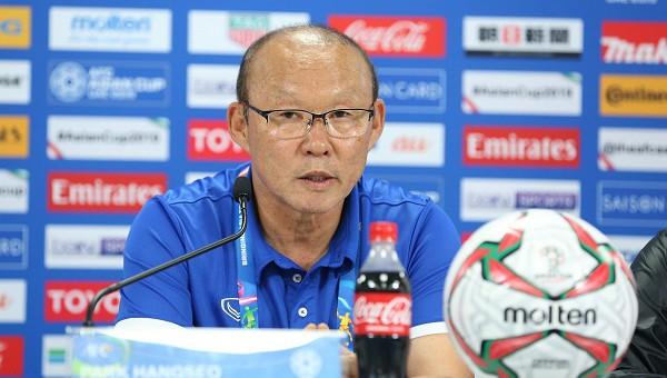 HLV Park Hang-seo rút 'bài học xương máu' sau trận thua Iraq