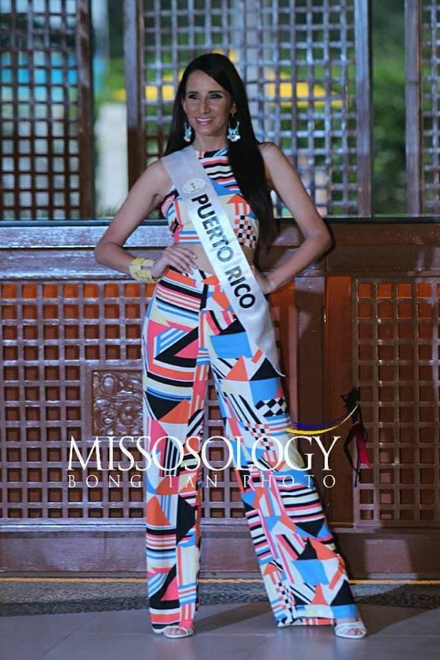 Đọ nhan sắc của Ngân Anh với thí sinh của cuộc thi Hoa hậu liên lục địa 2018 - Ảnh 53.