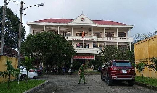 Công bố lý do Phó Chánh Thanh tra tỉnh Quảng Nam tử vong