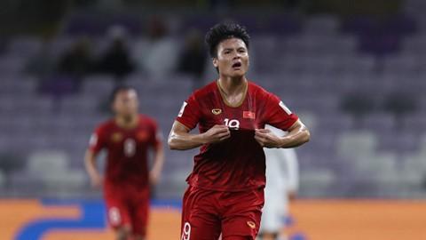 Quang Hải lọt vào Top 5 cầu thủ trẻ xuất sắc vòng bảng Asian Cup 2019