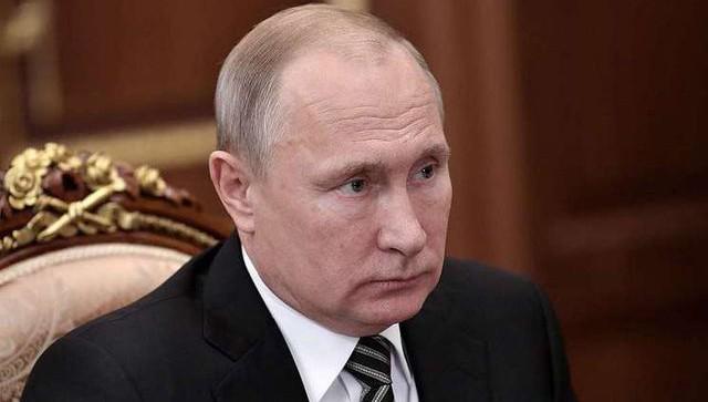 Tổng thống Putin miễn nhiệm loạt tướng an ninh