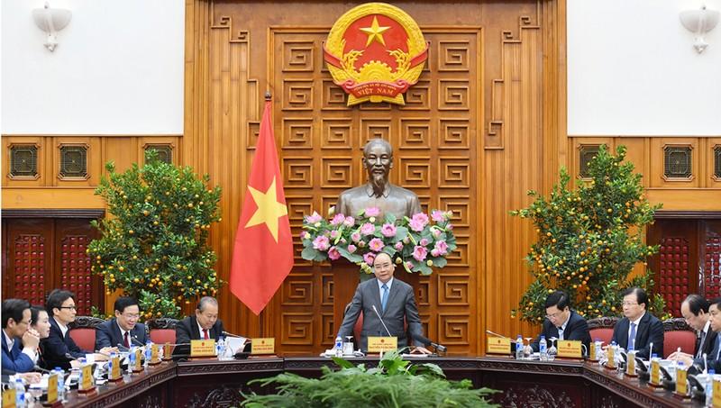 Thủ tướng yêu cầu tổ chức chu đáo cuộc gặp thượng đỉnh Mỹ-Triều Tiên