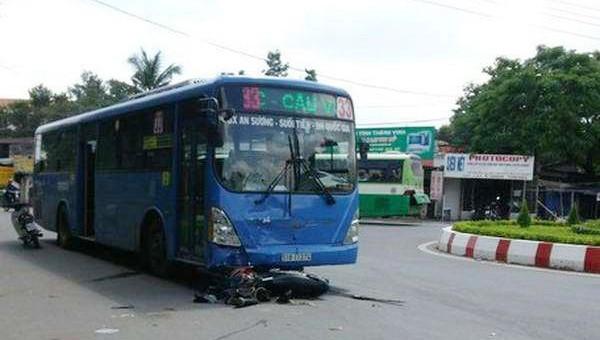 Mở cao điểm kiểm soát, xử lý nghiêm 'hung thần' xe buýt