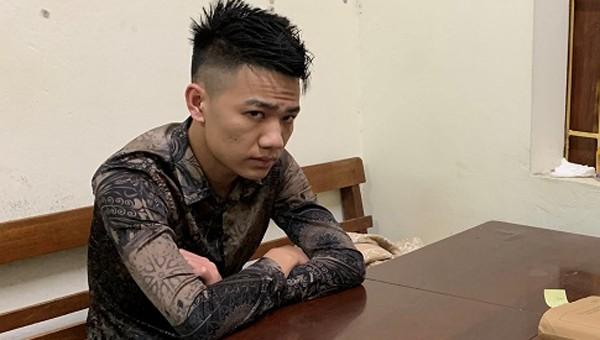 Đối tượng Lê Tiến Đạt. Ảnh: Công an tỉnh Lạng Sơn.
