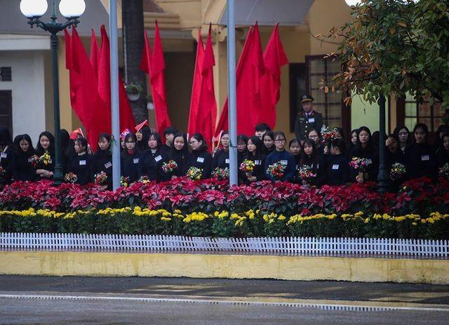 Đội an ninh Triều Tiên tới ga Đồng Đăng - 4