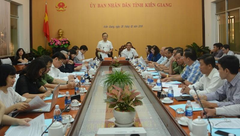 Tạo thuận lợi cho người nước ngoài đầu tư, lao động tại Kiên Giang