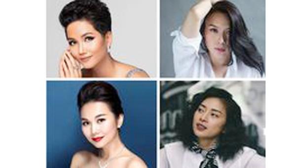 Những mỹ nhân quyền lực nhất của showbiz Việt