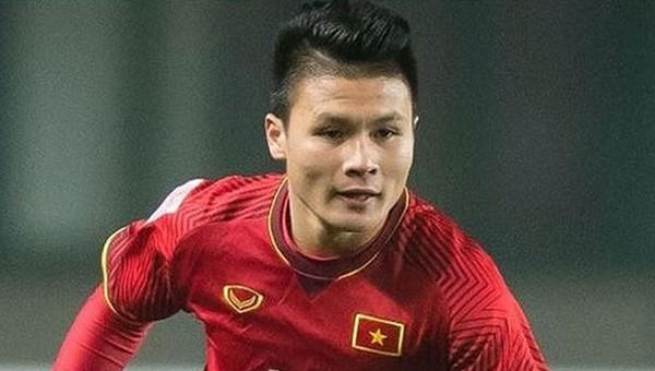 Quang Hải nghĩ gì khi được HLV Park chọn làm Đội trưởng U23 Việt Nam?