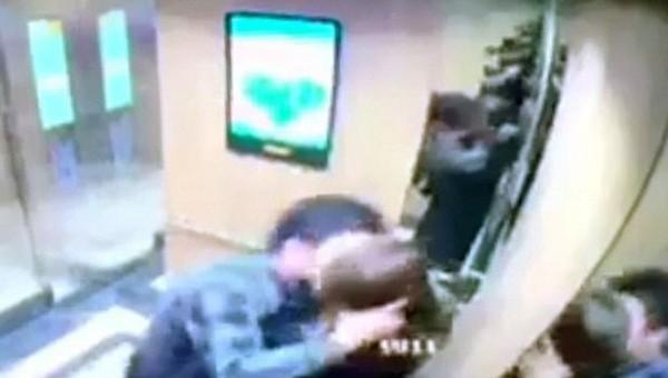 Hé lộ danh tính người đàn ông cưỡng hôn nữ sinh viên trong thang máy ở Hà Nội