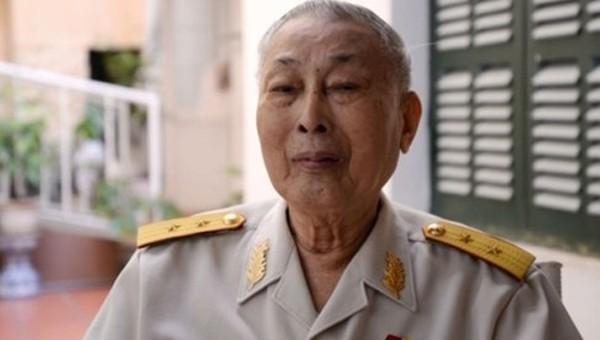 Trung tướng Đồng Sỹ Nguyên (Ảnh: VOV).