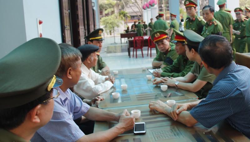 Đại úy công an Hà Nội hy sinh khi làm nhiệm vụ trong đêm