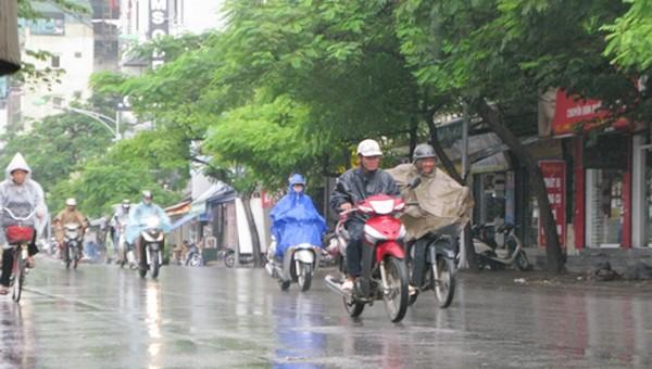 Hà Nội mưa đến bao giờ?