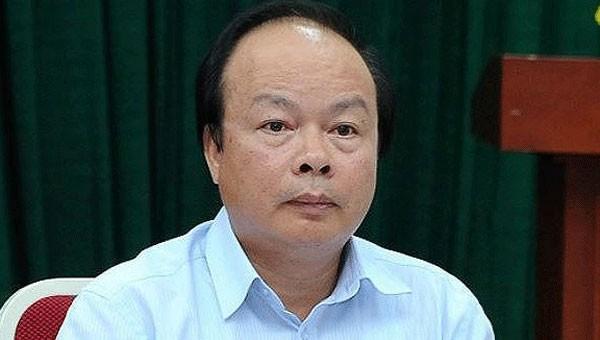 Vi phạm đạo đức, lối sống, Thứ trưởng Huỳnh Quang Hải bị kỷ luật
