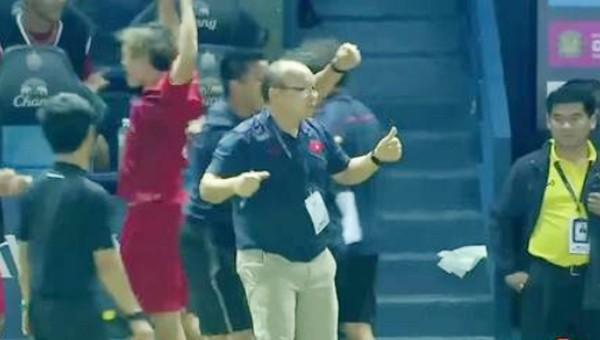 Trải lòng của HLV Park Hang Seo sau chiến thắng Thái Lan