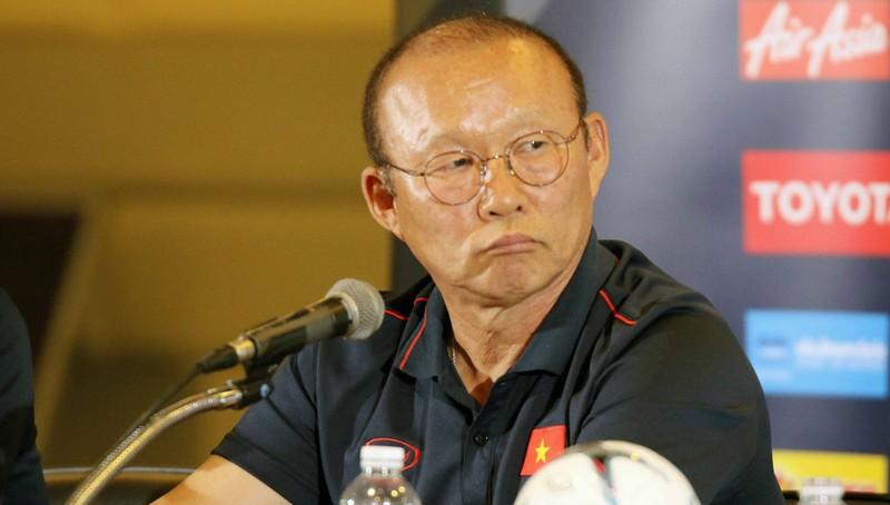 HLV Park Hang-seo: ĐT Việt Nam bước vào giải đấu với tinh thần đương kim vô địch