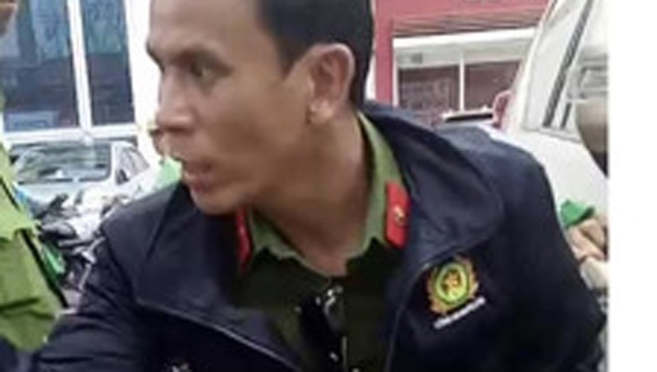 Đối tượng Trương Nguyễn Gia Bảo.