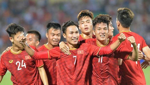 U23 Việt Nam thắng U23 Myanmar có công của HLV Park Hang-seo