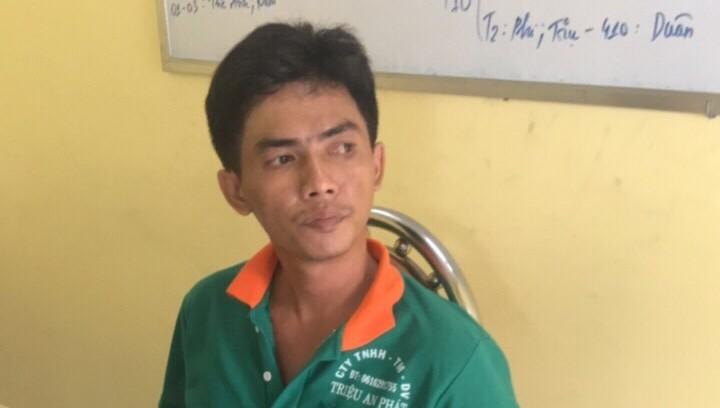 Đối tượng Nguyễn Thanh Sang.
