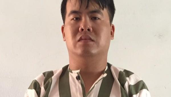 Đối tượng Trần Hoàng Trung Nguyên.