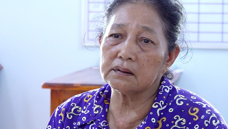 Đối tượng Nguyễn Thị Tuyết.