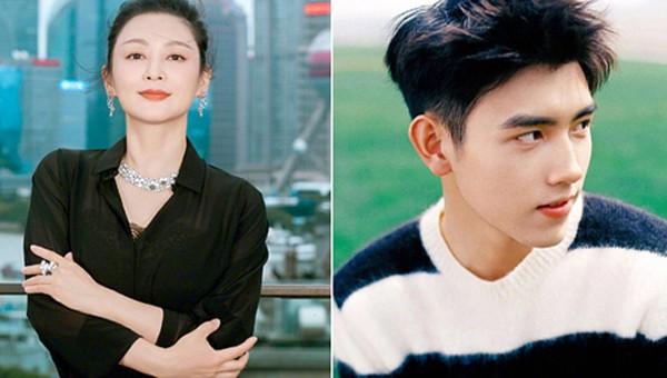 Cặp mẹ xinh con đẹp 'gây sốt' mạng Trung Quốc