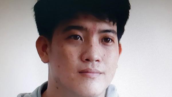 Đối tượng Nguyễn Khắc Linh. Ảnh: Công an tỉnh Long An.