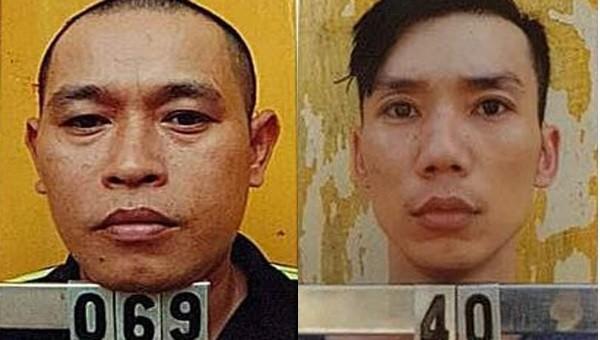 Truy nã trùm ma túy và bị can giết người trốn khỏi trại tạm giam