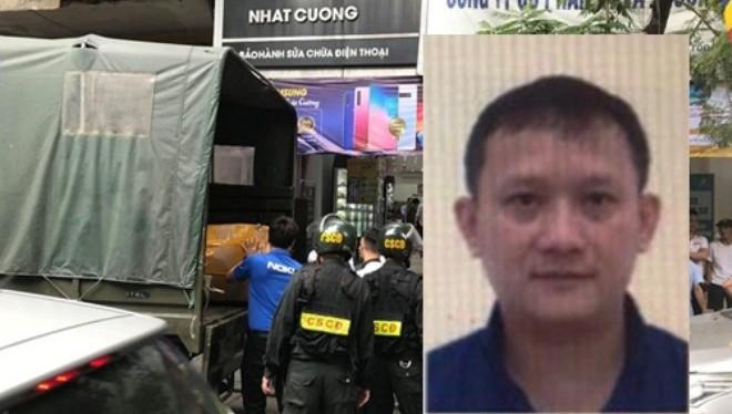 Khởi tố thêm tội 'Rửa tiền' đối với ông chủ Nhật Cường Bùi Quang Huy