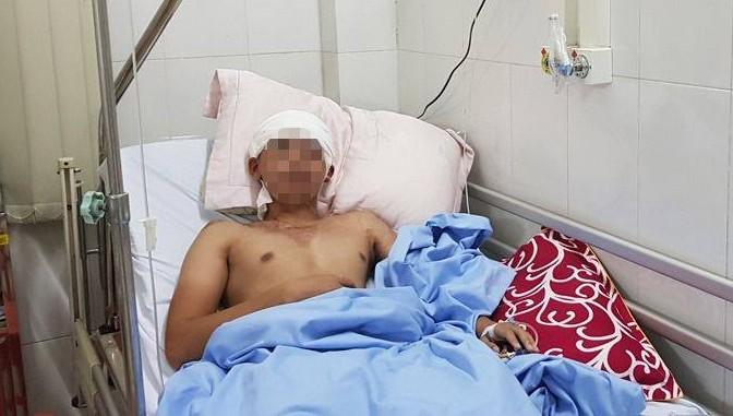 Trong 2-3 ngày tới, bệnh nhân sẽ được rút xông tiểu và xuất viện. Ảnh: Bệnh viện đa khoa Xanh Pôn.