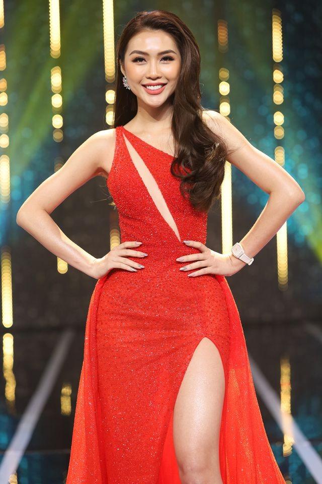 Hoa hậu Sắc đẹp Châu Á Tường Linh lần đầu tiết lộ yêu nhầm người có vợ - 2