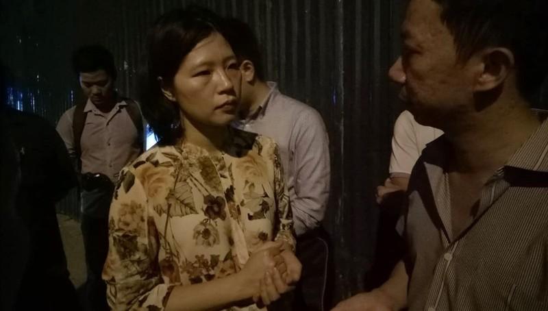 Chủ tịch Hội đồng Trường quốc tế Gateway xin lỗi gia đình anh Lê Văn Sơn và cho biết nhà trường sẽ chịu hoàn toàn trách nhiệm. Ảnh: Báo Lao động