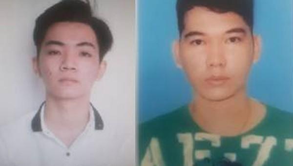 Đối tượng Lê Trần Quốc Duy và Trương Nguyễn Anh Duy.