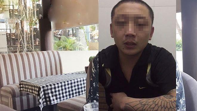 Tạm giữ Nguyễn Thành Trung để phục vụ điều tra.