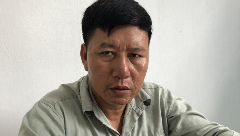 Đối tượng Lê Văn Chinh.