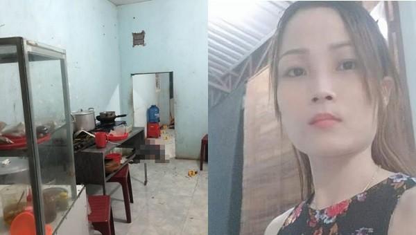 Nguyễn Thị Thủy và hiện trường án mạng.