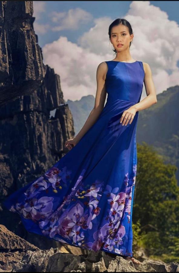 Người mẫu 23 tuổi đăng quang Hoa hậu Hoàn vũ Lào