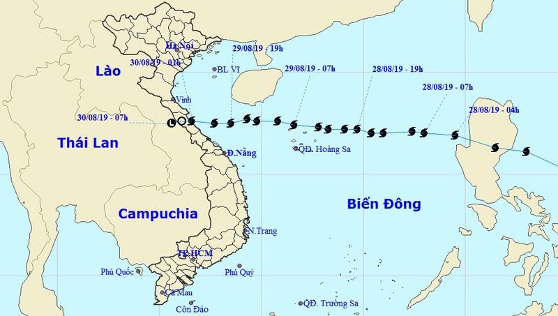 Bão suy yếu thành áp thấp nhiệt đới, mưa lũ còn diễn biến phức tạp