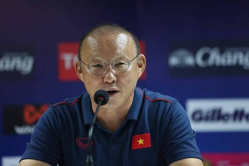 HLV Park Hang-seo nói gì trước quyết tâm 'trả thù' của ĐT Thái Lan?
