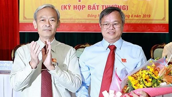 Thủ tướng phê chuẩn ông Cao Tiến Dũng làm Chủ tịch tỉnh Đồng Nai