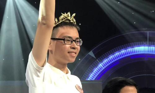 Trần Thế Trung chia sẻ sau chiến thắng