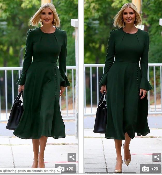 Con gái siêu mẫu của Tổng thống Mỹ đẹp kiêu sa, khí chất ngút ngàn - ảnh 5