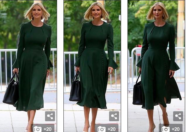 Con gái siêu mẫu của Tổng thống Mỹ đẹp kiêu sa, khí chất ngút ngàn - ảnh 6
